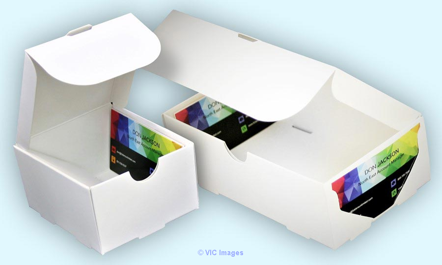 Custom Business Card Boxes By PlusPrinters New York, NY, US Classifieds