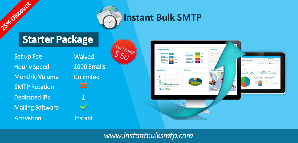 Bulk Mail Server Email marketing solution SMTP mass mail servers, VPS  New York, NY, US Classifieds